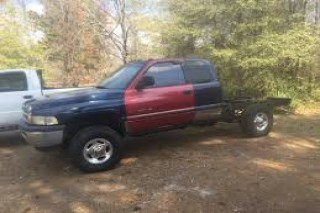 2000 Dodge Ram - Project Truck