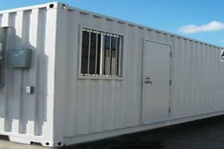 20 Feet steel sea containers