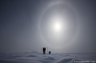 Coronavirus lockdowns heals Ozone hole over Arctic