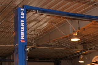 Rotary Lift Hoists 10000lb