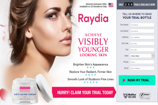Raydia Skin Cream- Love Your Skin Naturally!