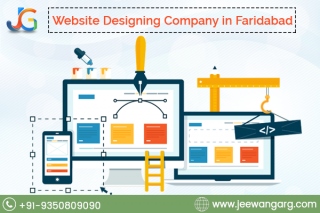 Best Website Designing Company in Faridabad | Web Designing