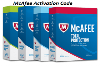 Register Your McAfee Account Now