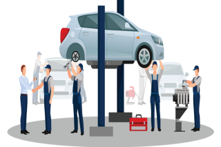 Get Your Oil Changed With Ease