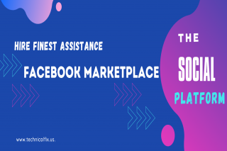 Hire Finest Assistance For Facebook Marketplace Services